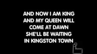 Kingston Town karaoke