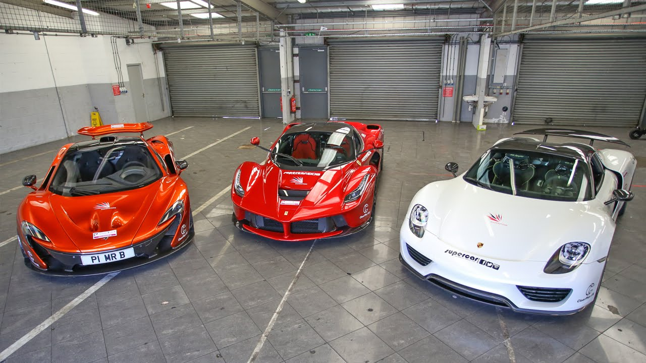 track times teaser p1 v laferrari v 918 spyder youtube. Black Bedroom Furniture Sets. Home Design Ideas