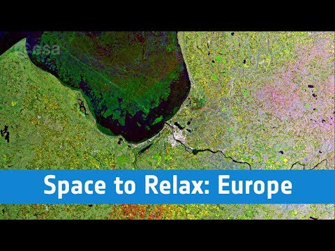 ESA – Space to Relax / Europe from Space