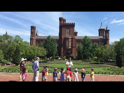 Smithsonian Early Enrichment Center: celebrating museum-based education