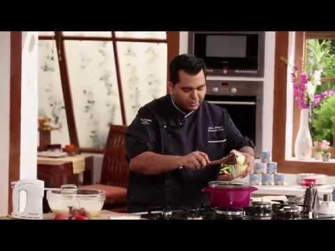 Hi Tea   Brownie   Chef  Ajay Chopra