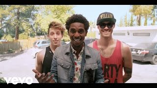 Shwayze - Kick It ft. Ferrari Snowday