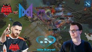 МАТЧ ДНЯ - СУПЕР ФИНАЛ! | HR vs Nigma (BO5) SUPER FINAL | WeSave! Charity Play