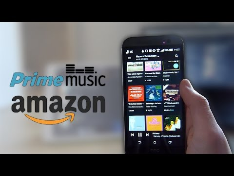Billige Spotify-Alternative!? Amazon Prime Music!