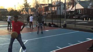 nba 2k 16 mypark in real life one on one