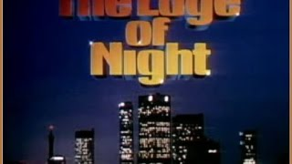 THE EDGE OF NIGHT    MAY/JUNE 1983   EP 16 - The last and final episode from 1983
