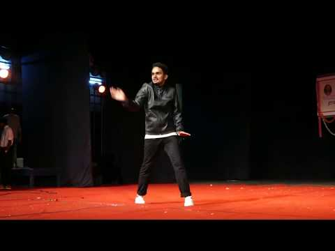 TIP TIP BARSA PANI DANCE PERFORMANCE, Bollywood, robotic and break dance 2018