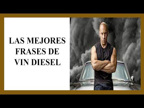 Las Mejores Frases De Vin Diesel