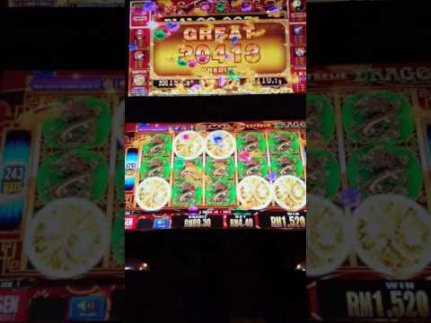 Big Win In Genting Highland Malaysia Sky Casino