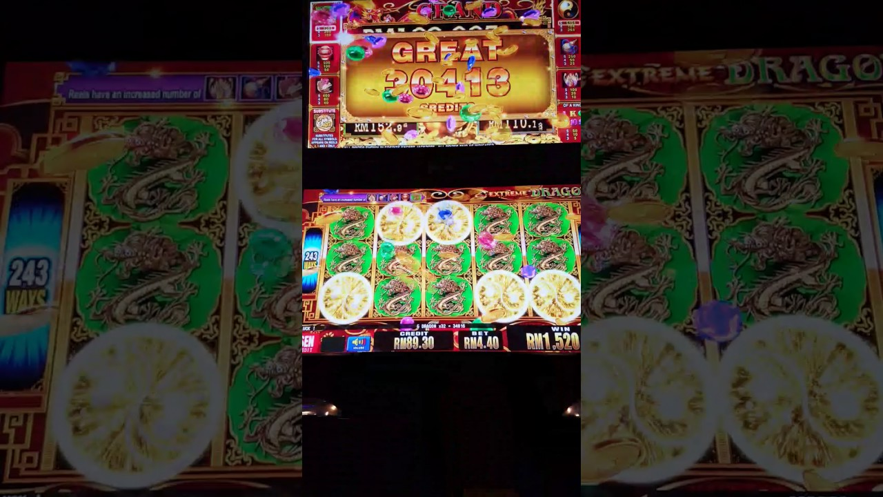 big wins at the casino slots on video