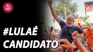 Baixar O Brasil está em Brasília para dizer que #LulaÉCandidato   Parte 2