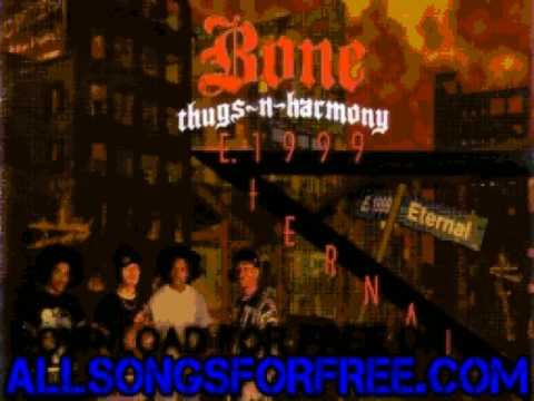 bone thugs-n-harmony - Shotz To Tha Double Glock - E 1999 Et