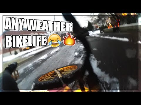 ANY WEATHER BIKELIFE