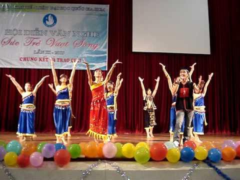 Song Dakrong Mua Xuan Ve (Chung Ket Suc Tre Vuot Song)
