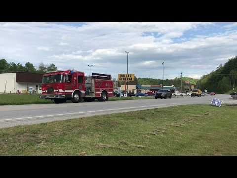 2020 Wolfe County High School Graduation Parade