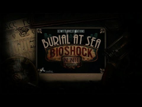 BioShock Infinite: Burial At Sea Episode 1 DLC Gameplay Footage |