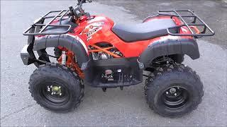 Машинокомплект ATV KAYO BULL 180