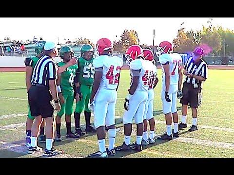 Mater Dei vs Upland : HSFB California : Freshman Ball Highlight Mix