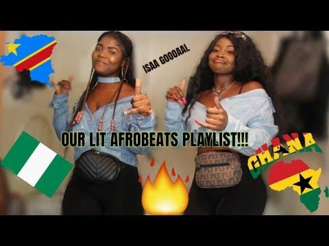 OUR LITTY AFROBEATS PLAYLIST | GHANAIAN | NIGERIAN | CONGOLESE