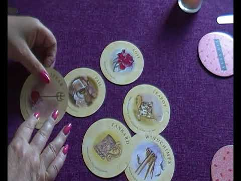 PSYCHIC TEA LEAF PICK A CARD READING