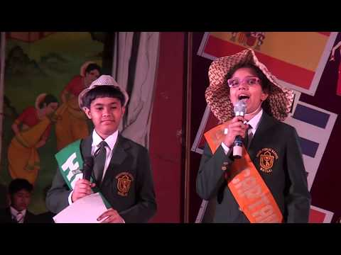 Inter House Dance Contest 2017
