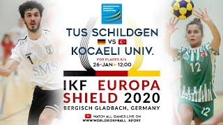 IKF ES 2020 TuS Schildgen e.V. - Kocaeli University Sport Club
