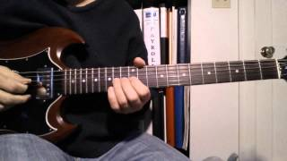 How to play Her Strut by Bob Seger