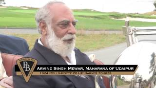Cars Of The Maharajas Visit The Pebble Beach Concours D'Elegance