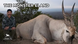 The Monster Eland (2018) | GTS Productions | John X Safaris