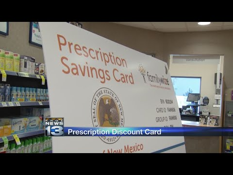 New partnership gives New Mexicans access to prescription drug discount cards