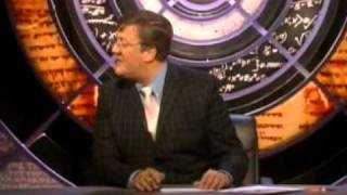 QI: 2x06 - How many moons does earth have?