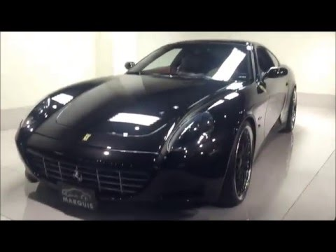 Marriot Marquis tokyo Ferrari 612 Scaglietti One to One Displacement 5.74Liters. ご購入の際はTEL.03-5600-2710 またはLINE:ID@marriotmarquisまで -Car Spec Data- http://www.marquis.co.jp...