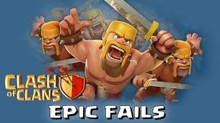 Fail de la semana 4 | Clash Of Clans