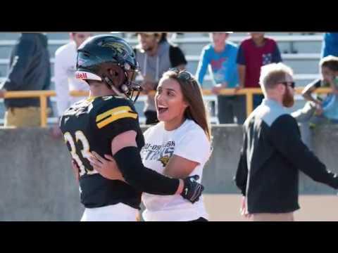 UW- Oshkosh Football Selection Show Reaction 2017
