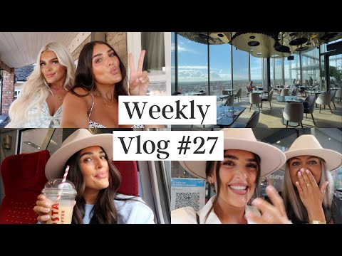 Download A BUSY WEEK IN MY LIFE!! LITTLE SISTERS BIRTHDAY, SHOOT DAYS + EVENTS!   WEEKLY VLOG