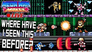 We Play Your Mega Man Maker Levels LIVE! #73