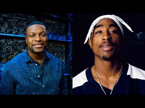 Chris Tucker Talks Meeting 2pac For The 1st Time & Misconception Of 2pac
