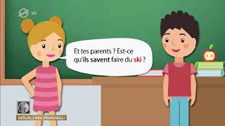 Szólalj meg! - franciául, 2017. május 22.