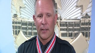 FULL INTERVIEW: Sgt. Adam Johnson on taking down the downtown shooter