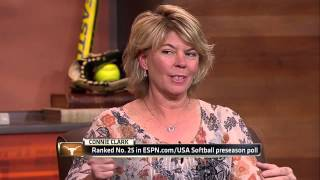 Connie Clark previews 2015 Softball season [Feb. 3, 2015]