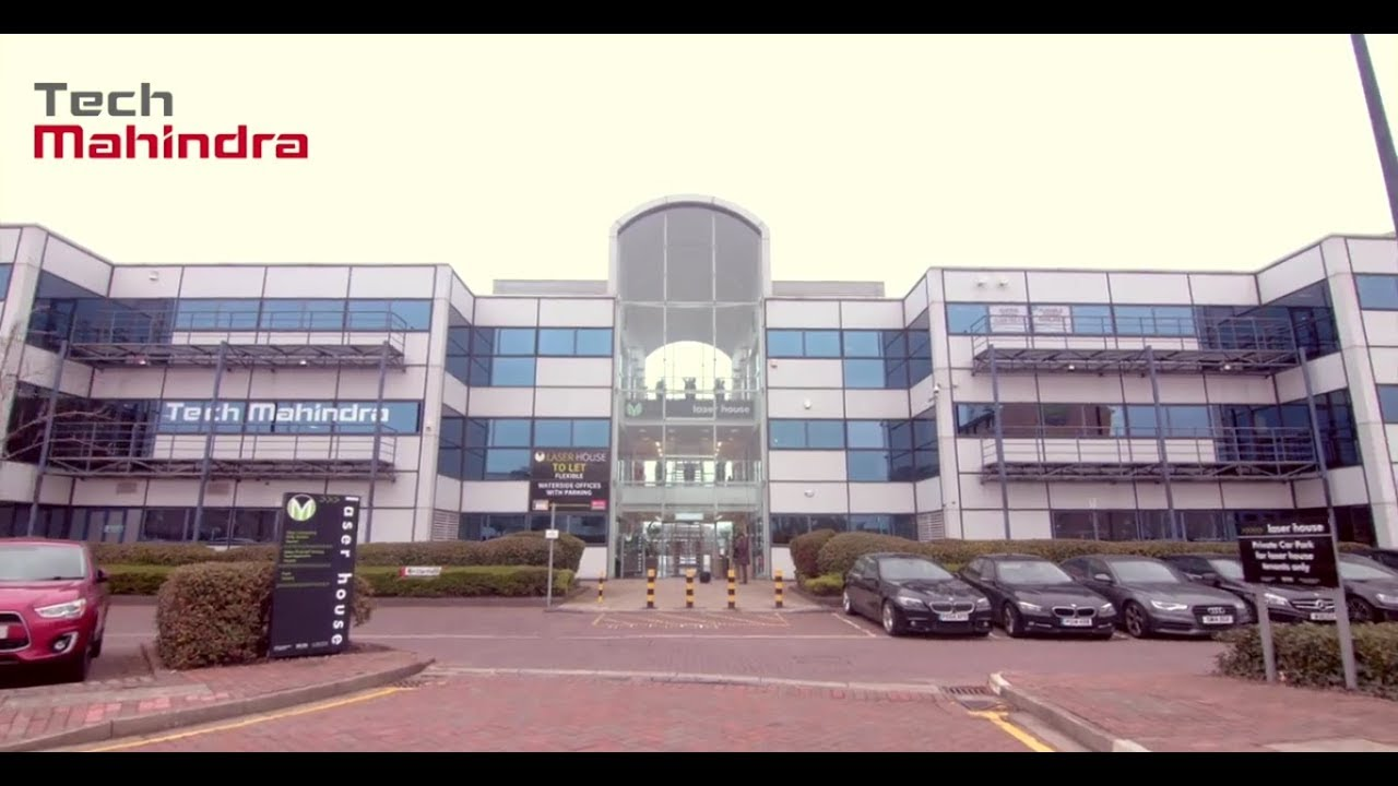 Tech Mahindra Opens A New Base In Salford Quays Greater Manchester Youtube