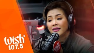 "Regine Velasquez-Alcasid sings ""Araw-Gabi"" LIVE on Wish 107.5 Bus (Powered by PLDT Home Fibr)"