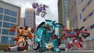 Gambar cover Çizgi Film - CARBOT Transformers Yeni Bölüm Çocuk Çizgi Film  Türkçe Cartoon For Kids