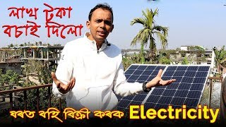 Produce Electricity at Home | Loom Solar | Sell Electricity