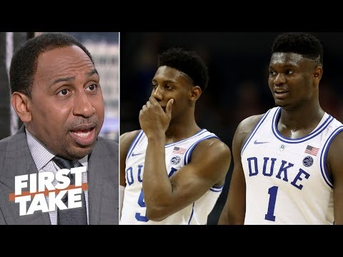 UNC outranks Duke on Stephen A.'s top-5 NCAA tournament contenders list | First Take
