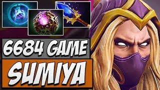 Sumiya Invoker - 6684 Matches | Dota 2 Gameplay