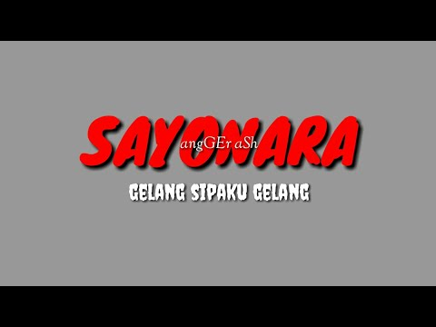 "Sayonara/ Gelang Sipaku Gelang "" Kreatif Lagu Anak, Cover Akustik & Aransemen By AnGEr ASh"