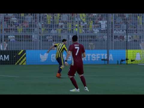 FIFA 17- EREN ALBAYRAK GOOL