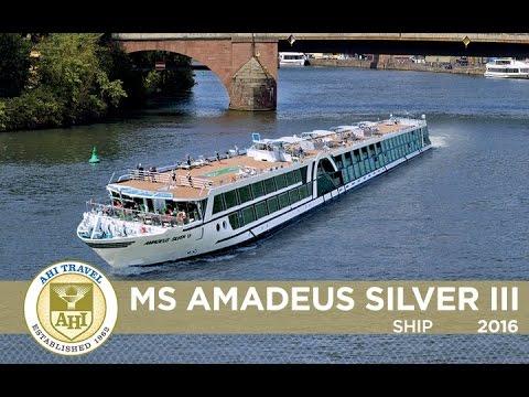 Amadeus Silver III - European River Cruise Ship - with AHI Travel
