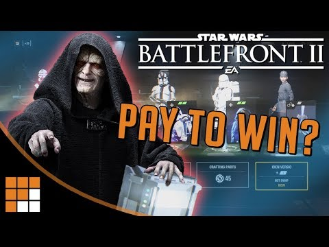 Star Wars Battlefront II Loot Crate System: Is it Really Pay to Win?